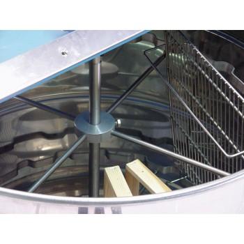 Grille tangentielle inox GS335