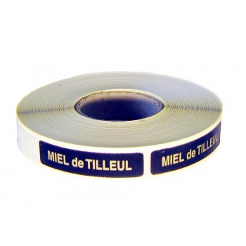 Etiquettes Tesa Tilleul,...