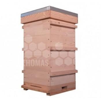Warre ruche complète